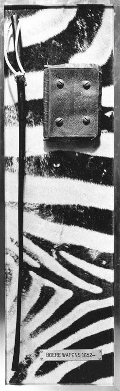 Boere Wapens 1652— ('Boer Weapons 1652—') #1 1986