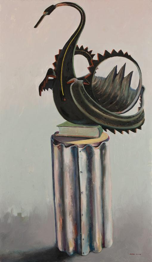 Oil by Victor Gordon