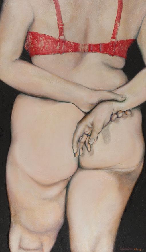 Rear torsooil by Victor Gordon