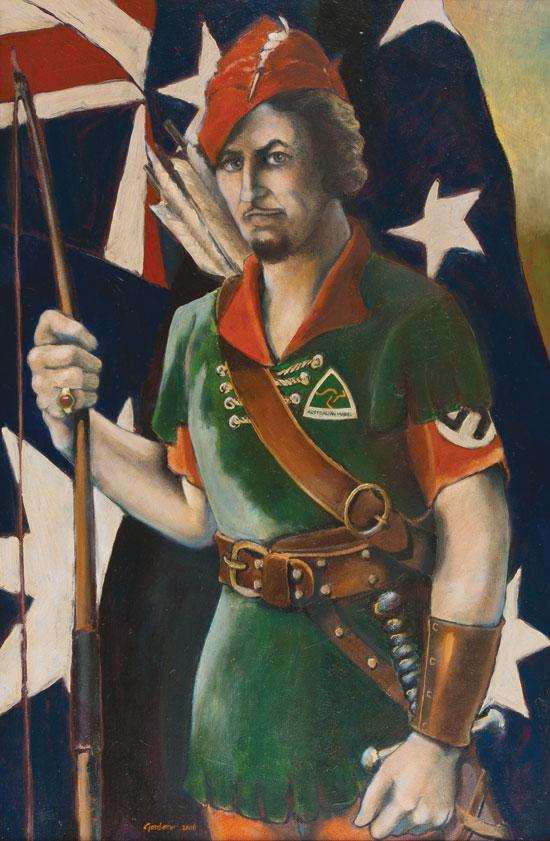 Robin Hood as real life villain