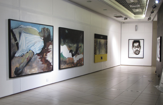 UNISA 20-Twenty exhibition April 2014