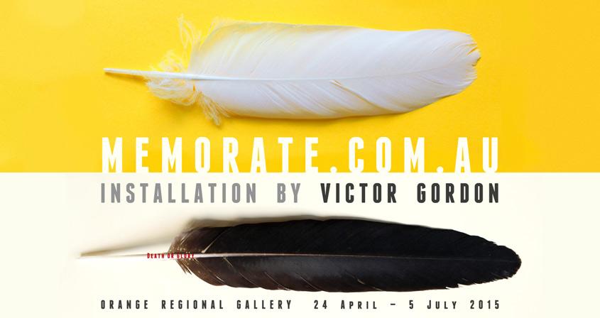 memorate.com.au installation promo